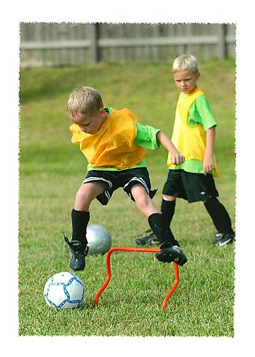 Soccer pj