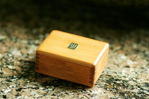Wooden box web