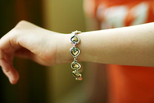 Bracelet web