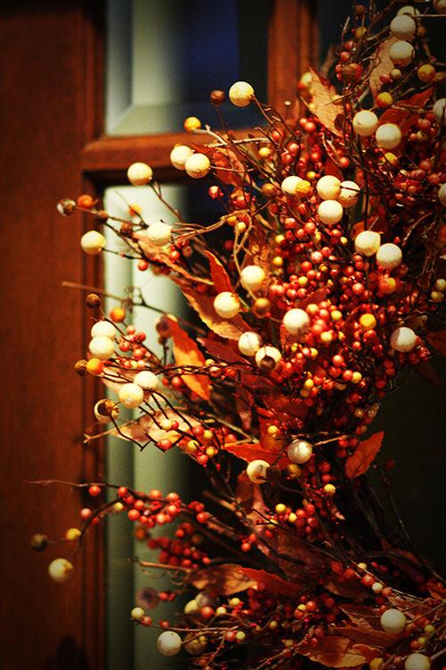 Fall wreath web