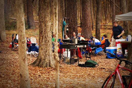 Camp web