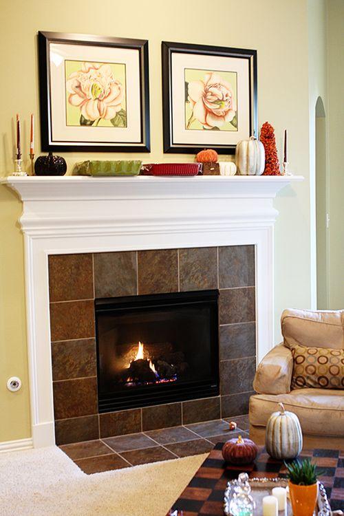 Fireplace web