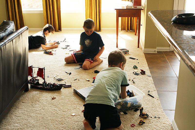 Legoboys web