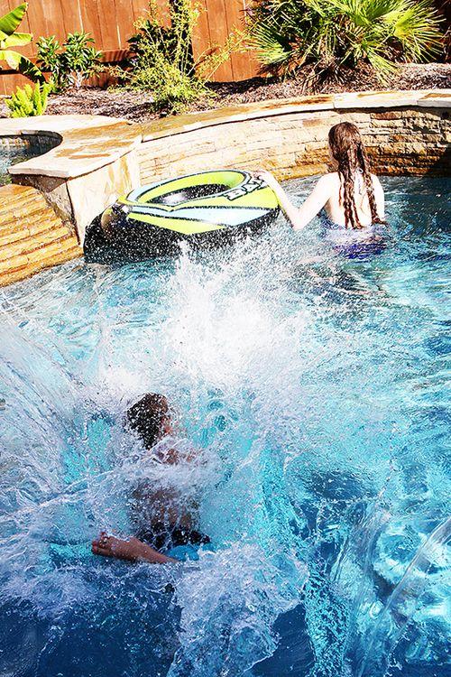 Parker splash web