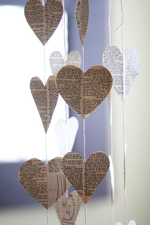 Paperhearts web
